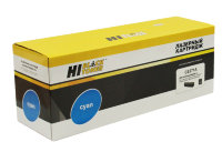 Картридж Hi-Black (HB-CE271A) для HP CLJ CP5520/5525/Enterprise M750, Восстанов, C, 15K